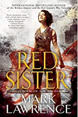 Red Sister (Book of the Ancestor 1) Kindle Edition