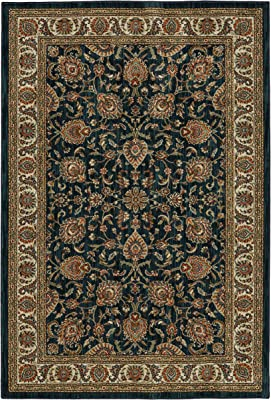 """Mayberry Rugs Heirloom Royal traditional Area Rug, 5"""" x 8"""", Multicolored"""
