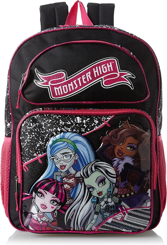 Monster High Fright On Backpack