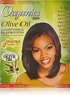 Africa's Best Organics Olive Oil Super Twin Kit