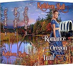 Romance on the Oregon Trail books 1-3: Christian Historical Western Romance