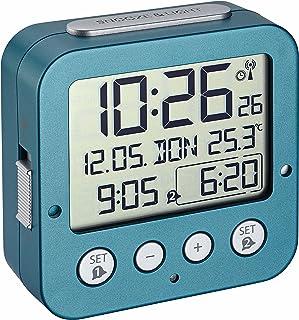 TFA Dostmann Bingo 60.2528 - Despertador inalámbrico