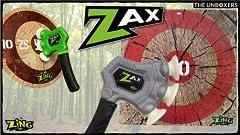 Amazon.com: XShot Ninja No Rez Foam Dart Blaster (8 Darts, 1 ...