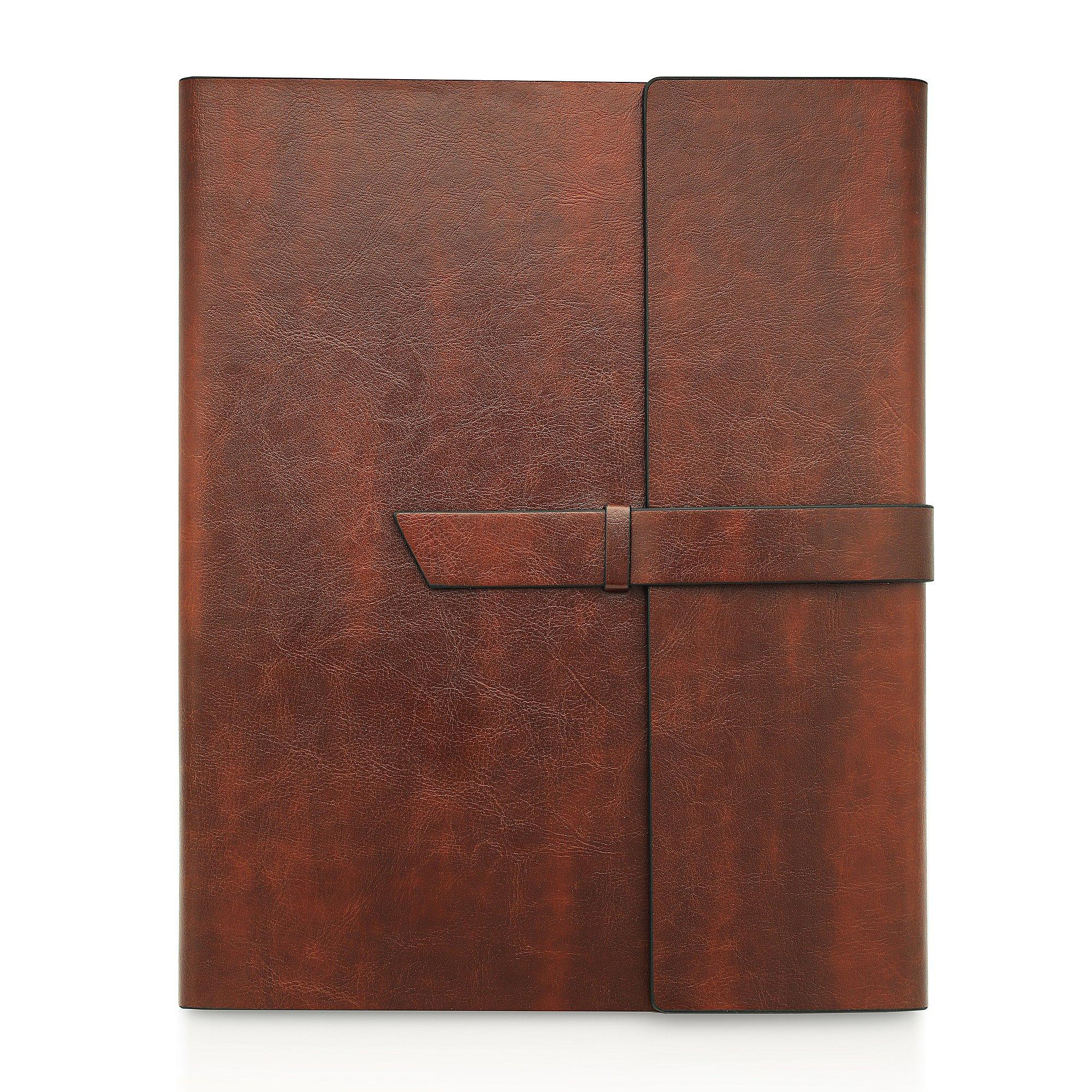 Gallaway Leather Padfolio Portfolio Notebooks