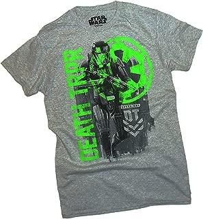 Lucasfilm Ltd. Rogue One: A Star Wars Story - Death TRPR (Death Trooper) Adult T-Shirt