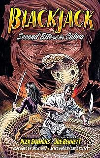 Blackjack: Second Bite of the Cobra (Dover Graphic Novels)