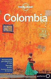 Colombia 3: 1 (Guías de País Lonely Planet) Idioma Inglés