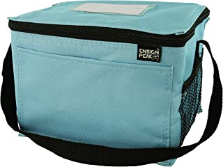 Insulated Lunch Cooler Bag, Lt. Blue