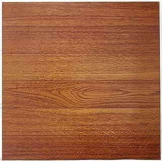 Home Dynamix 273D Dynamix Vinyl Tile, 12 by 12-Inch, Woodtone, Box of 20
