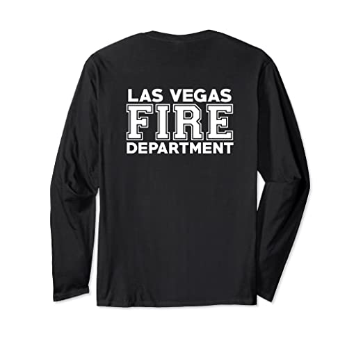 Amazon com: City of Las Vegas Fire Rescue Nevada Firefighter