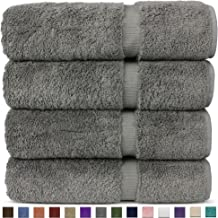 Chakir Turkish Linens Hotel & Spa Quality, Highly Absorbent 100% Turkish Cotton Bath..