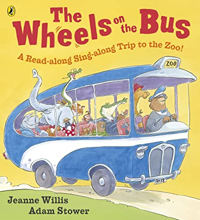 The Wheels on the Bus by Jeanne Willis (3-May-2012) Paperback