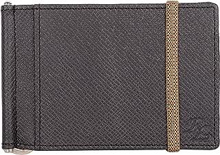 RL Money Clip Wallet Dark Green Men's Wallet (W55)