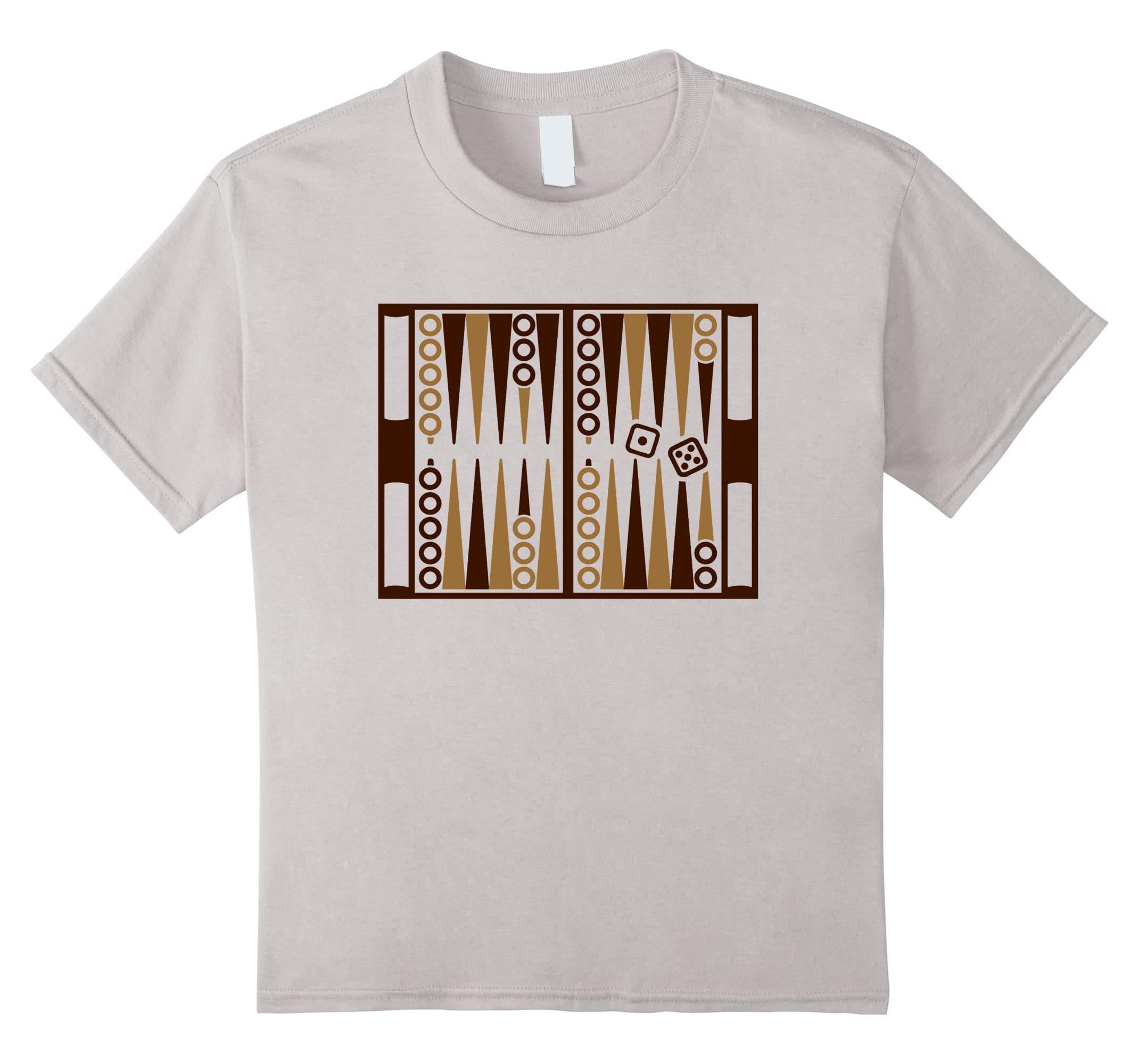 GreatShirts Backgammon T Shirt-Veotee