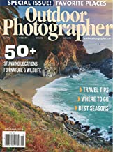 Outdoor Photographer Magazine Special Issue Favorite Places 2019