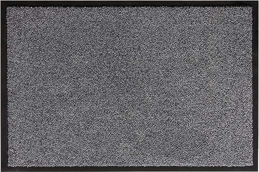 andiamo Schmutzfangmatte Fußabtreter Türmatte Fußmatte Sauberlaufmatte Schmutzabstreifer Türvorleger – Eingangsbereich In/Outdoor – rutschhemmend…