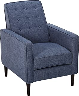 Christopher Knight Home Macedonia Recliner, Single, Dark Blue