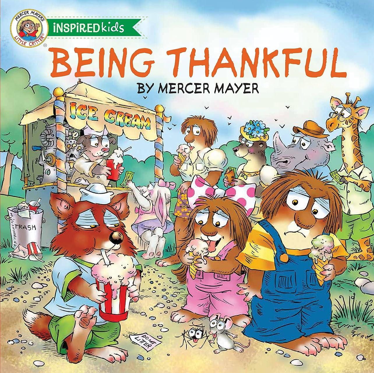 歌軍深さBeing Thankful (Little Critter) (English Edition)