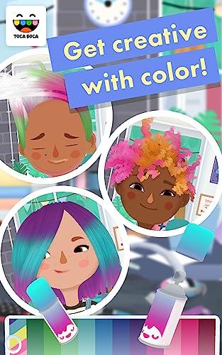 『Toca Hair Salon 3』の5枚目の画像
