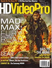 Tom Hardy (Mad Max: Fury Road) l Better Call Saul - June, 2015 HD Video Pro Magazine