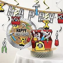Creative Converting Handyman Birthday Party Decorations Kit