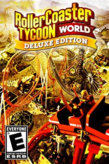 RollerCoaster Tycoon World Deluxe Edition [Online Game Code]