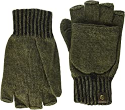 A. Kurtz Men's Two Tone Knit Glove