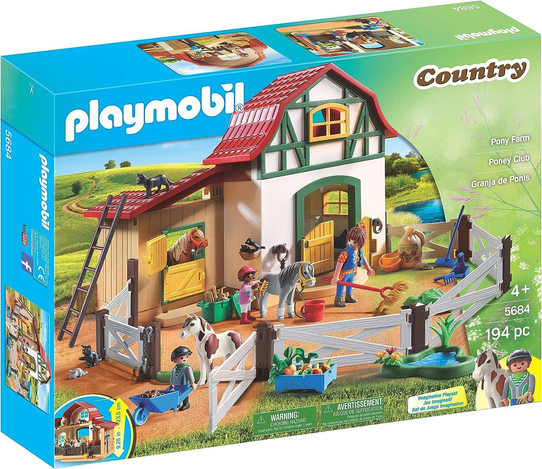 PLAYMOBIL Pony Farm Under All items free shipping blast sales