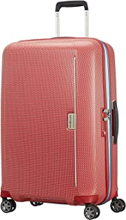Samsonite 新秀丽 Mixmesh – 万向轮行李箱 69 厘米 Red/Pacific Blue Red/Pacific Blue