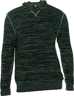 Tricots St Raphael Textured Argyle Sweater Vest Carbon Heather M