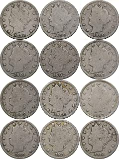 1912 liberty v nickel