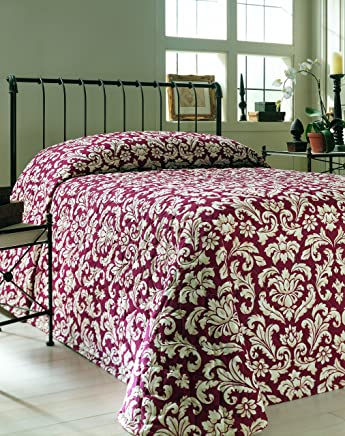 featured product Martex 1C75898 Bedspread,  81-Inch x 110-Inch,  Twin,  Vienna Chianti,  1-Pack