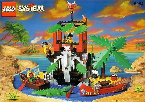 LEGO System Insulaner 6264 Tropenh e