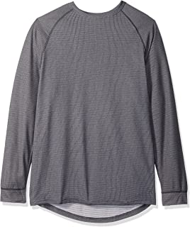 Fruit of the Loom Men's Premium Tech Grid Baselayer Crew Top