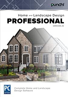 Punch! Home & Landscape Design Professional v20 [Download]