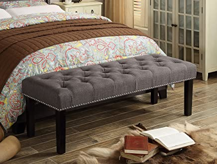 featured product Rosevera C651-S Almaraz Bench Small Charcoal