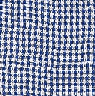 Gingham Pattern Cloth Liner - Navy