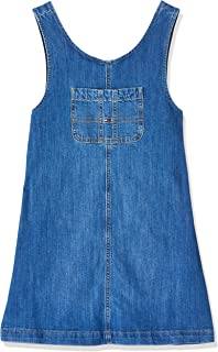 Tommy Hilfiger Girl's Dungaree FREBC Dresses