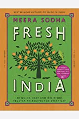 Fresh India: 130 Quick, Easy and Delicious Vegetarian Recipes for Every Day (English Edition) Formato Kindle
