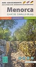 Camí de Cavalls - GR 223 - Menorca Hiking Map & Guide 1:50.000 (Balearic, Spain)