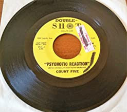 psychotic reaction 45 rpm single
