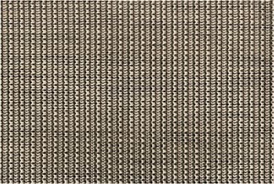 Skipper Furnishings Checkered PVC 6 Piece Table Mat - Brown