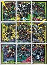 1993 Marvel Universe Series IV Base Set of 180 Cards NM/M Spider-Man, X-Men