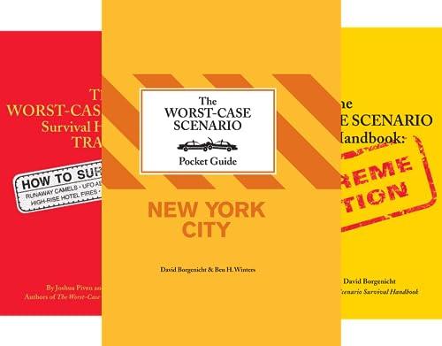 Worst-Case Scenario (13 Book Series)