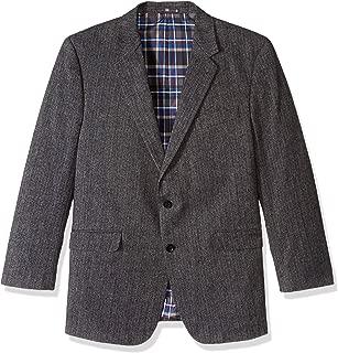 Men's Portly Wool Blend Sport Coat