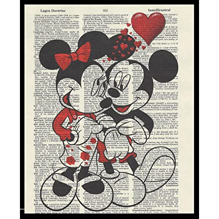 Family Mickey Mouse You And Me We Got This Satin Portrait Poster
