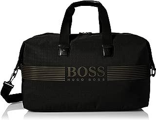 Men's Pixel Nylon Weekender Bag