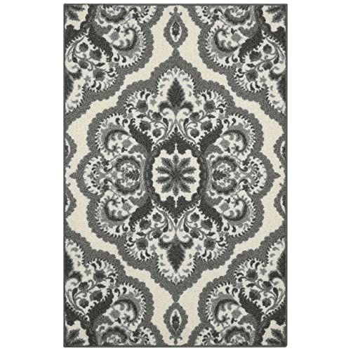 Machine Washable Area Rugs Amazon Com