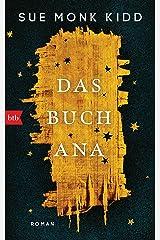 Das Buch Ana: Roman (German Edition) Format Kindle