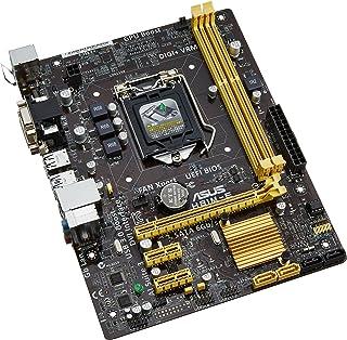 Asus H81M-E Motherboard (Socket 1150, Intel H81, DDR3, S-ATA 600, Micro ATX, PCI Express 2.0, VGA, USB 3.0)